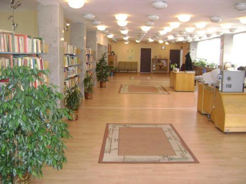 библиотека Бтг