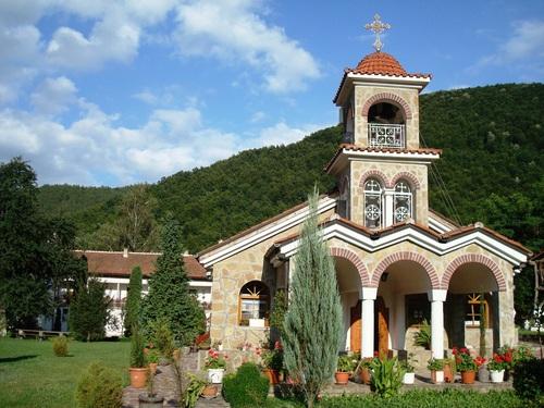 Манастир - Врачеш