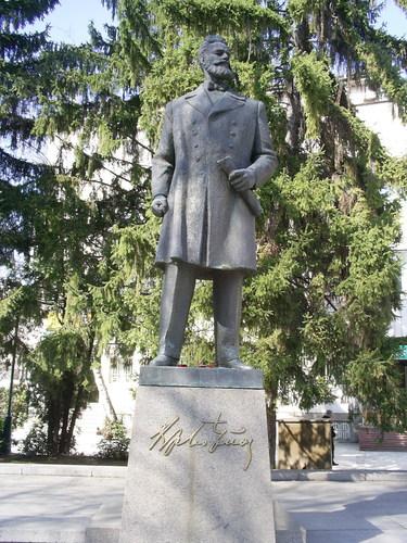 Паметник Христо Ботев