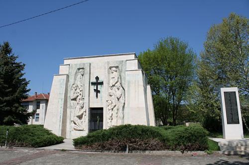 Паметник - Костница