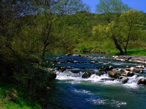 Река Бебреш 2